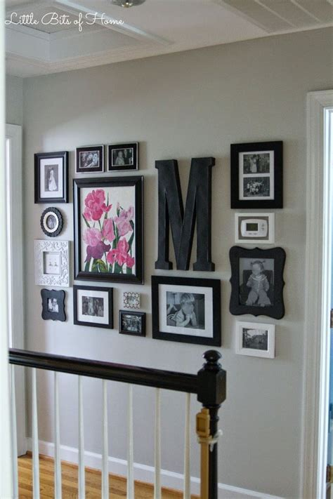 Photography Wall Home Decor by Decorating Wall With Photos White Walls Decorating