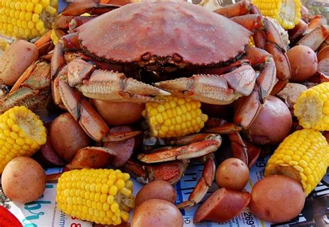 dungeness crab boil cooking mamas