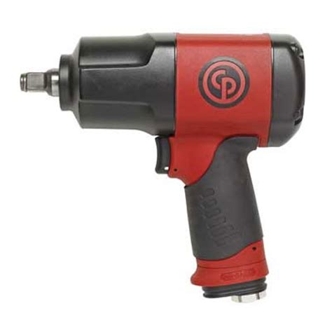 Air Impact 1 2in Tekiro 1 2 inch drive composite air impact wrench 922 ft lbs chicago pneumatic cp77