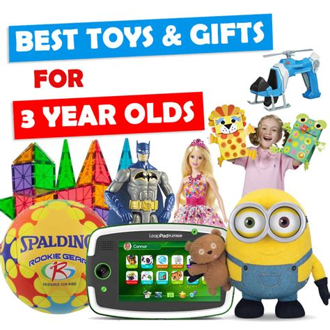 best toys and gifts for 3 year olds 2017 toy buzz