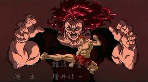anime baki the grappler season 2 301 moved permanently