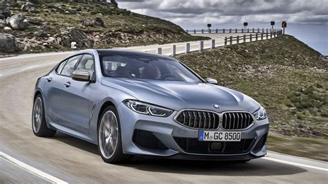 bmw  series gran coupe stretches  roadshow