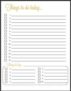 diy to do list template 1000 images about calendario agendas organizadores on