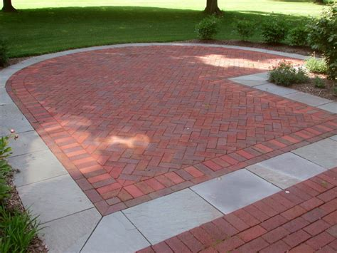 types of patios concord stoneworks