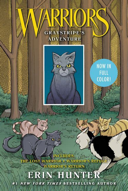 the simi s abcs adventures with hunters books warriors graystripe s adventure erin ebook