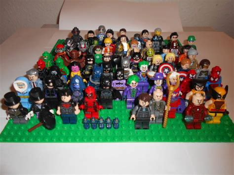 lego marvel superheroes for sale lego dc marvel superheroes collection of 69 official lego
