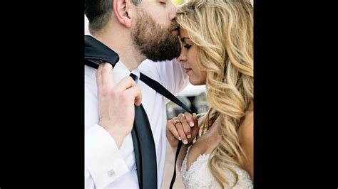 nikki dee ray husband april 13 2017 ray wren wedding 530 youtube