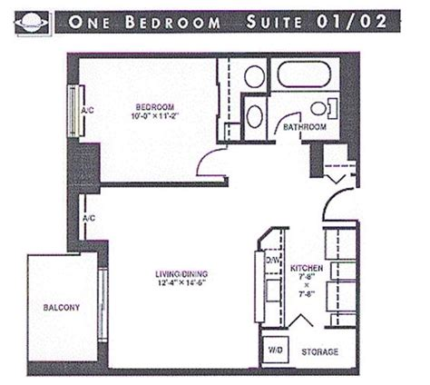 house plans with mil apartment the world s catalog of ideas