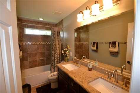 Home Makeovers by Guest Bathroom Remodeling Raleigh Mobley Freys Remodeling