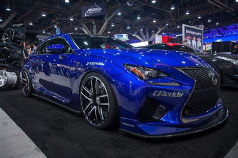 custom lexus rc f 100 custom lexus rc best of sema 2015 lexus rc f by