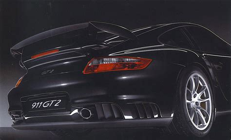 Speed Read Feed For March 16 2007 by More Black 997gt2 Pics 6speedonline Porsche Forum