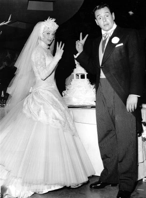 desi arnaz and lucille ball lucille ball desi arnaz vintage wedding dresses