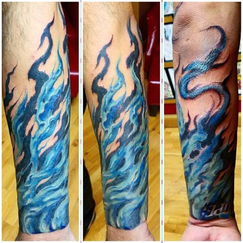 85 flame tattoo designs amp meanings for men and women 2018