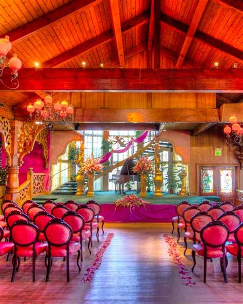 colorful wedding world s most colorful wedding venues martha stewart weddings