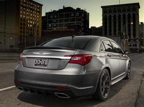 chrysler 200 special edition chrysler 200 s special edition at new york auto show rpmrush