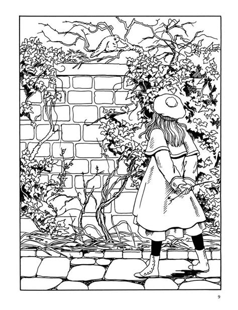 coloring pages of secret garden inspirational coloring pages from secret garden enchanted