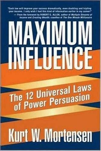 the power of 1 12 questions books book maximum influence the12 universal laws of
