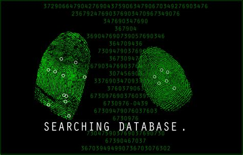 Database Search Cyberwars Fbis Recognition Database Stories By Williams