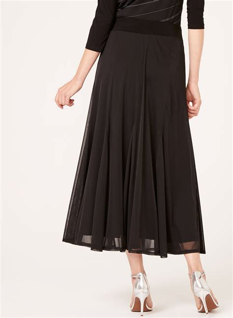Line Maxi a line maxi skirt