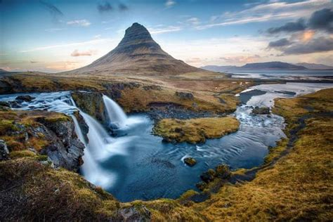 Sunset Reykjavik by Iconic Kirkjufell Picture Of Kirkjufell Mountain Grundarfjorour Tripadvisor