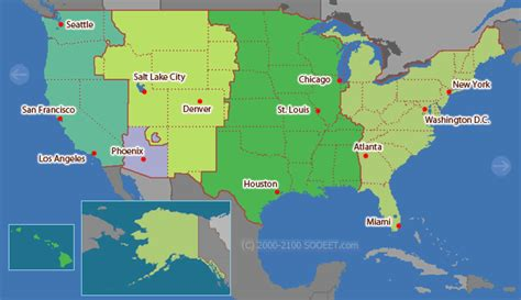 map of us time zones during daylight savings usa and caribbean time zone map time zones usa and