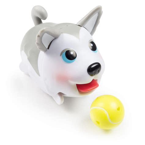 cubby puppies spin master puppies husky