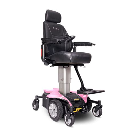 Jazzy Chairs Jazzy Air 174 Elevated Wheelchair Jazzy 174 Power Chair Pride