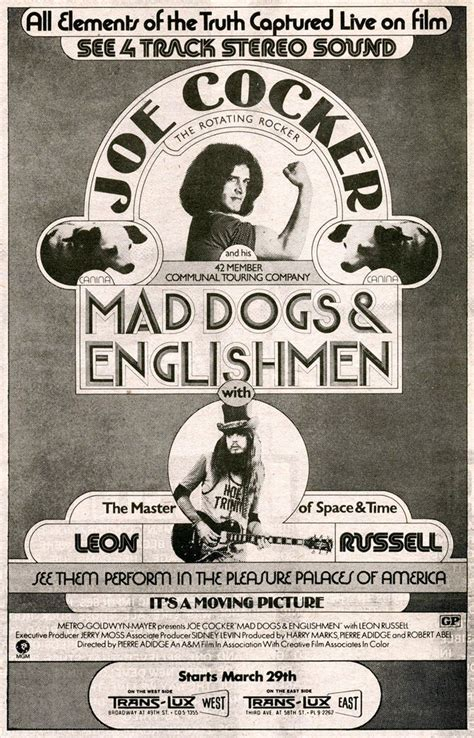 joe cocker mad dogs and englishmen 1996 best i survived the 70s images on