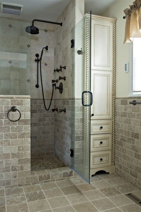 Bathroom Half Wall by Creative D 233 Cor 39 Bathrooms With Half Walls Digsdigs