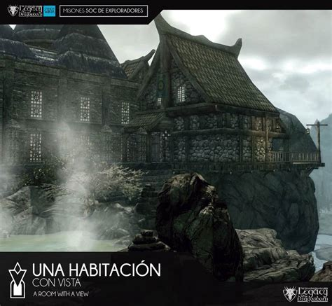 una habitacin propia spanish b01jhkcwuy una habitaci 243 n con vista legacy of dragonborn wikia fandom powered by wikia