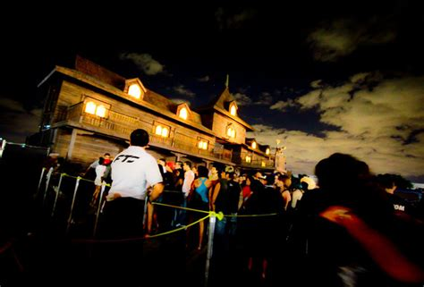 House Of Horror Miami by Haunted Houses In Miami