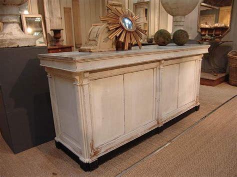 Vintage Salon Reception Desk Antique Repro Check Out Counter Reception Desk
