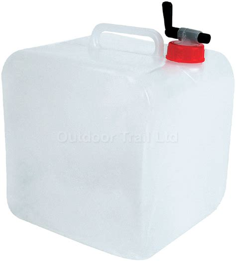 Portable Water 15 L by 15l Folding Collapsible Portable Water Carrier Container