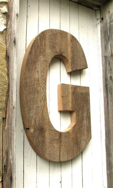large decorative letters for walls large rustic decorative wooden letter barn wood wall