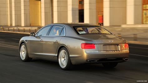 bentley flying spur rear 2014 bentley flying spur pale brodgar rear hd