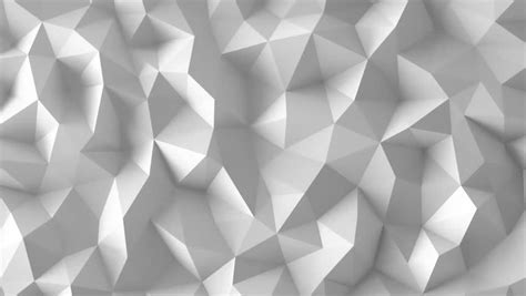 White Low Poly white low poly abstract background seamlessly loopable