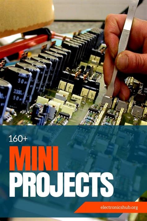 electronics projects for engineering students with circuit diagram 170 free electronics mini projects circuits for