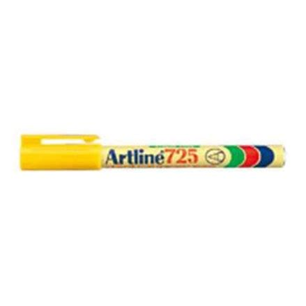 Artline Tinta Spidol Permanen jual artline spidol marker permanent ek 725 0 4 mm