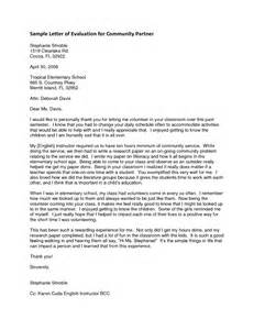 valuation letter template best photos of evaluation letter template employee