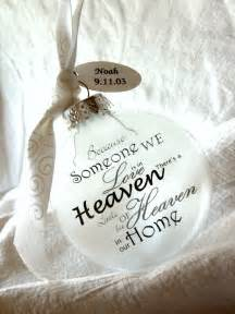 heaven in our home angel memorial ornaments keepsake large