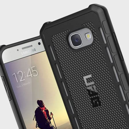 Uag Galaxy A5 2017 Black uag outback samsung galaxy a5 2017 protective black reviews