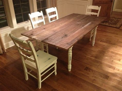 chalk paint dining table made countryside dining table with chairs