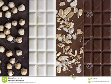 Handmade Chocolate Bars - up of high quality handmade chocolate bars stock