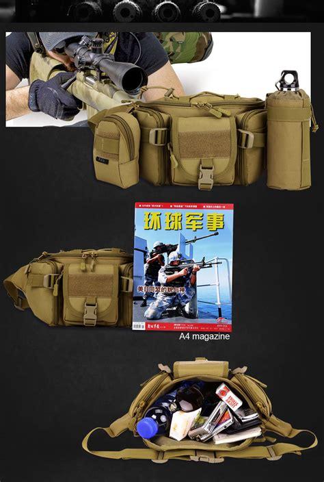 Waist Bag Army Waist Bag outdoor tactical waist bag pack waterproof