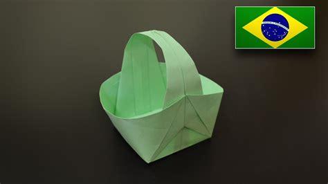 origami cesta v2 instru 231 245 es em portugu 234 s br