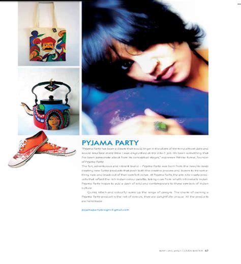 design matrix magazine pyjama party studio design matrix magazine feature pyjama