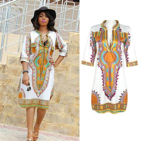 dashiki dresses traditional dress clothing v