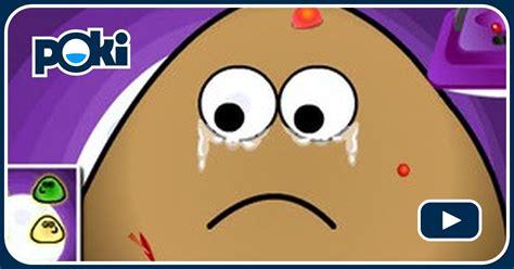 giochi di pou cucina pou dal dottore gioca a pou dal dottore gratis su poki it
