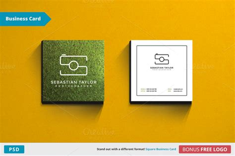 template for square business cards s square business card template business card