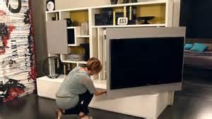 Led Tv Wall Panel Designs smart living by ozzio design parete attrezzata mobile